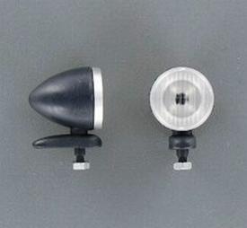 Veroma 222552 Schijnwerper KRUPP 14mm 1:16  2stuks  Envelop