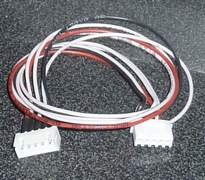 Balanceer Verleng Kabel 30cm 3x0,25mm2  XH 4S LiPo nr. 58484
