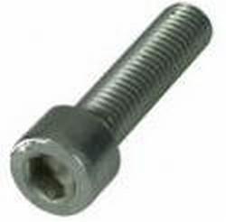 Cilinderschroef binnenzeskant, M2,5x20 Staal 12.9, VE10st