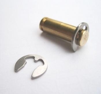 CTI Lagerbolzen kort 5x16mm mit clip 1 stuks
