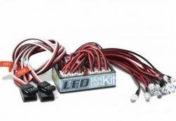 Carson 906166 1/14 LED-Lichtunit TRUCK TAMIYA  Pakket