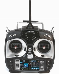 Graupner S1005 mz-18, 9 Kanal HoTT Fernsteuerung Engels  Pakket