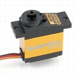 Savox SH-0254 Micro Digital 3,9KG@6V (HELI & PARKFLY)  Envelop