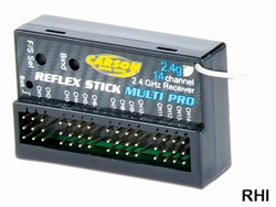 Carson 501540 Receiver Reflex Stick Multi Pro 14 Ch 2,4GHz  Envelop
