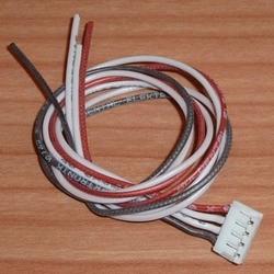 Balanceer aansluiting 5S EH stekker 30cm siliconen 58453
