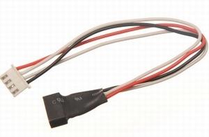 Balanceer Verleng Kabel 15cm 4x0,25mm2  XH 3S LiPo, BEEC1202