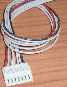 Balanceer CONTRA 6S EH stekker 30cm siliconen 58459  Envelop