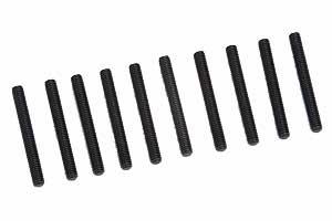 Graupner Stift- Borg-schroef inbus M3 x25mm 10st nr. 107.25K