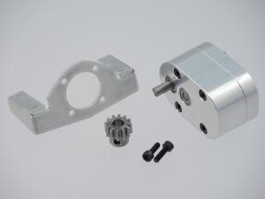 Servonaut VTG gearbox voor 4WD voor GM32 motoren  Pakket