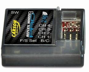 Carson  501534  Reciever Reflex Pro3 waterdicht 2,4 GHz