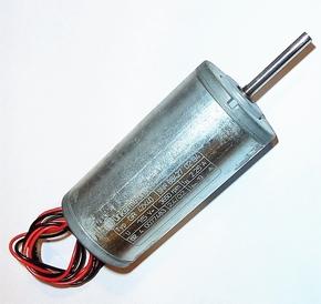 Dunkermotor 12-15 VDC Motor  15V-3650 toeren 2,25A  ,DUNK-01  Pakket