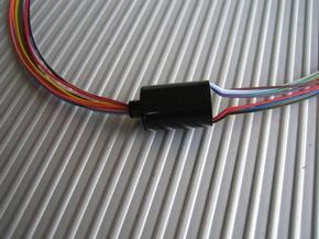 CTI eindeloos draaibare kabeldoorvoer 6 polig  5052006p