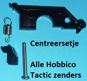 Centreerset Gimbal Tactic zenders  TTX 650
