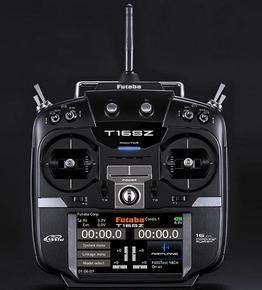 FUTABA T16SZ 2.4GHz + R7008SB M2  Pakket