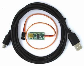 Beier Datakabel USM-RC2, USM-HL2 en UFR-1230 USB , K-USB-2N