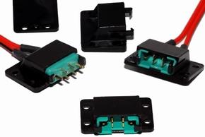 EMCOTEC 4x schroefclips voor MPX stekker A86013