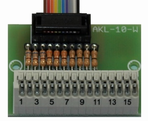 Beier AKL-10-W Extra aansluitklem voor USM-RC2