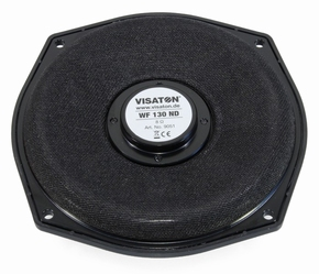 Visaton 9051 LOW-MID range Speaker WF 130 ND 8Ohm 60W  Pakket