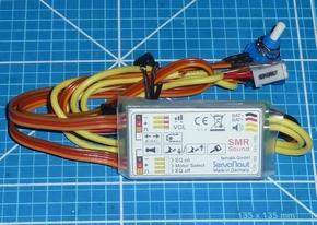 Servonaut SMR Soundmodul Wheelloader, Rupsdozer  Pakket