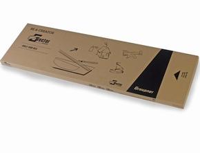 GRAUPNER 13300.0,8 Vector Boards 0,8 mm 1000x300mm VE38