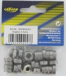 CARSON 904053 Kogellagerset 3-achs Scania / MAN TGX  Envelop