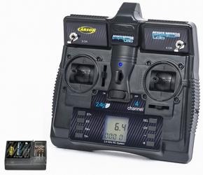 Carson 500085, FS Reflex Stick Pro 3.1  LCD 2.4G 4CH