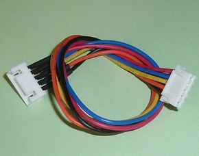 Balanceer Verleng Kabel 20cm XH 4S-5P LiPo, AM12034S