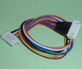 Balanceer Verleng Kabel 20cm XH 5S-6P LiPo, AM12035S