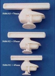 Aeronaut 5686/03 RADAR 70mm Functioneel draaibaar