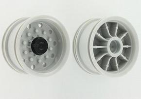 Carson 907154 Oplegger velg brede band licht grijs 2x  Envelop