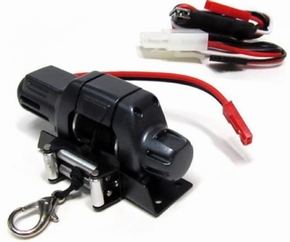 3Racing Automatic Crawler Winch With Control System #CR01-27  Pakket