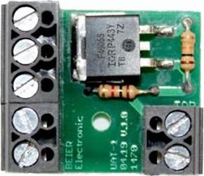 Beier UAT-1 Universal output driver tot 4 Amp