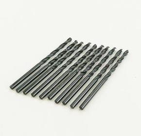 Borenset HSS Spiraalboor HSS-R 0,9mm (1st) koker is 10st