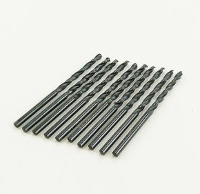Borenset HSS Spiraalboor HSS-R 1,1mm (1st) koker is 10st  Envelop