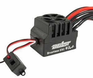 D-Power BEAST 45A BEC Brushless Controller 1:10 RC Car