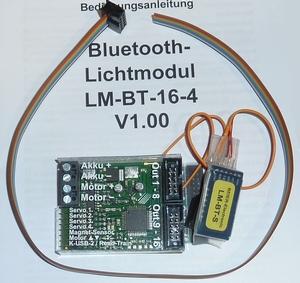 Beier LM-BT-16-4 Bluetooth Lichtmodul