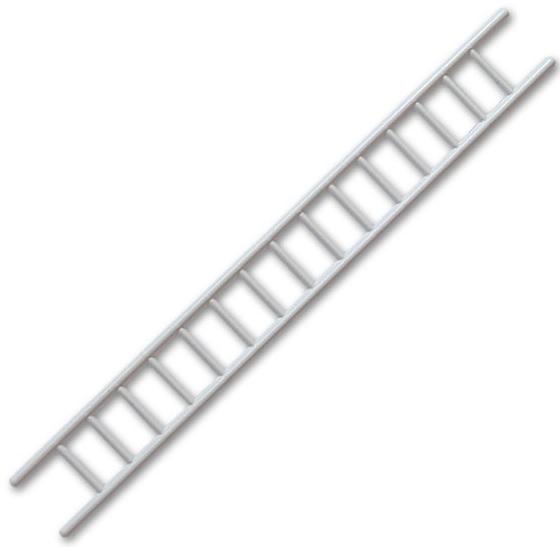 Aeronaut 5740/12  Ladder Trap Grijs 7mm x100mm 1St