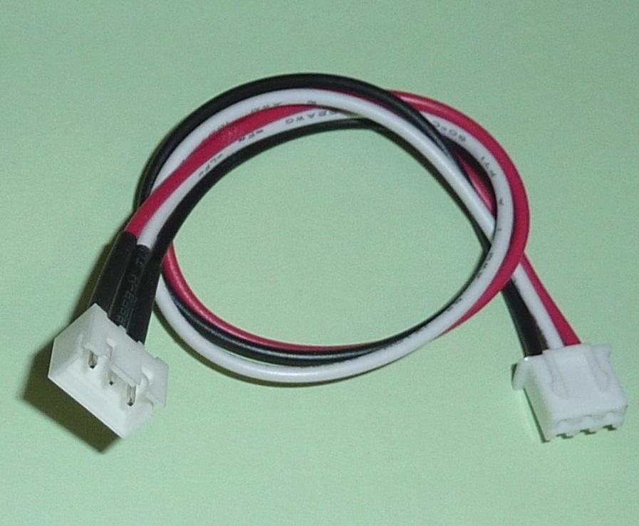 Balanceer Verleng Kabel 20cm XH 2S-3P LiPo, AM12032S