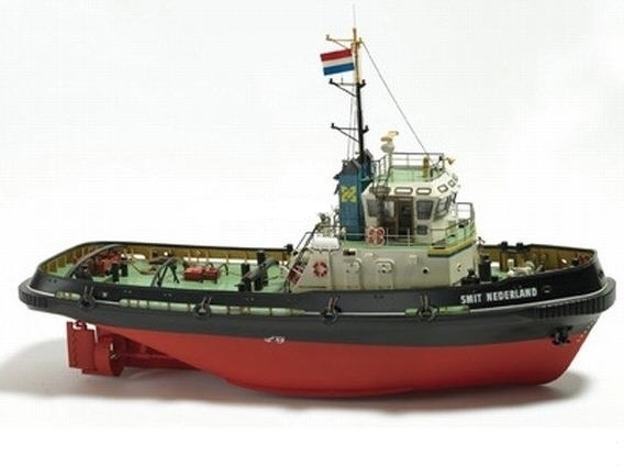 Becker roer Massief Messing original Billing Boats BF-0631