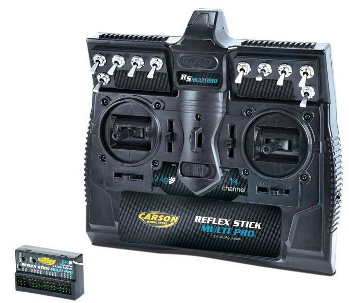 Beier Multiswitch-Converter MSC-8-C , Reflex Stick Multi Pro