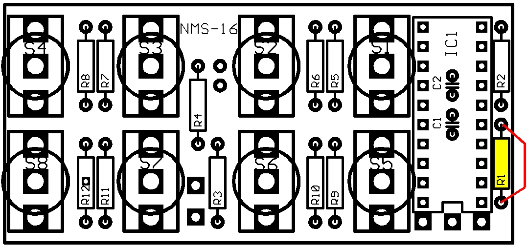 Beier Nautic-Multiswitch Module NMS-16R 16ch switch