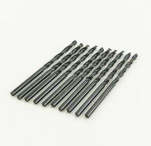 Borenset HSS Spiraalboor HSS-R 0,6mm (1st) koker is 10st
