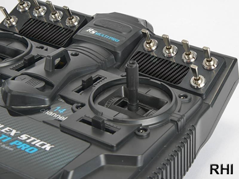 Carson 501003, Reflex Stick MULTI PRO 14 Channel 2,4GHz