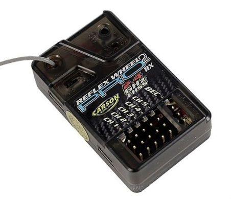 Carson 501541 OntvangerReflex Wheel Ulitmate Touch T2.0