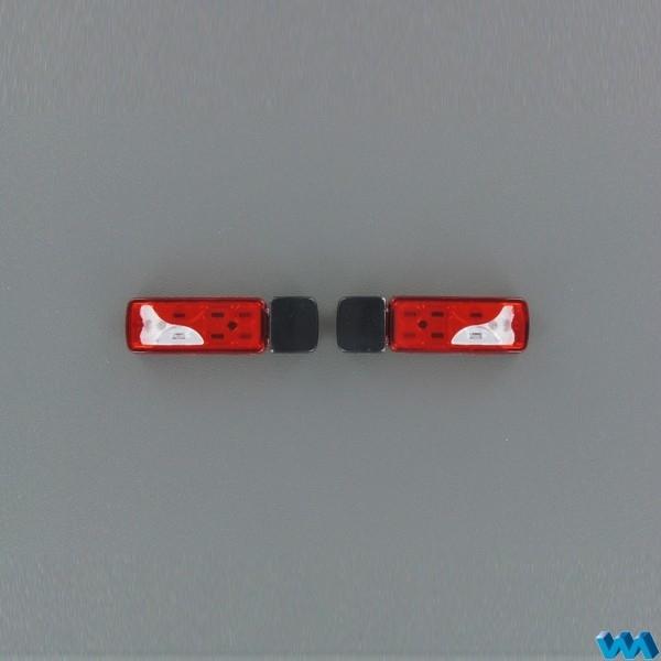 Carson 907385 , 6-Kammer LED Elektronik 7,2 Volt L+R