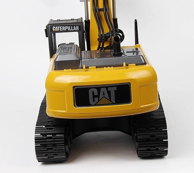 CAT 336D Sticker ALU gelamineerd glans Huina 1580 Excavator