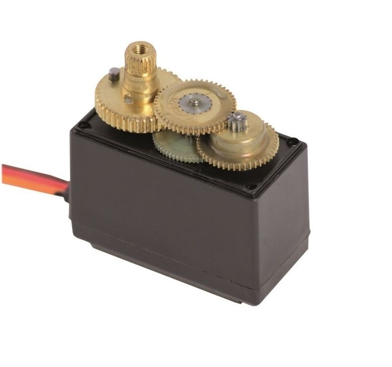 D-Power AS-5100BB MG Servo Standard 10,2kg@6V