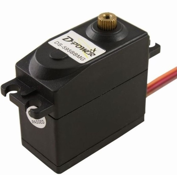 D-Power DS-595BB MG Digital-Servo Standard 10kg@6V