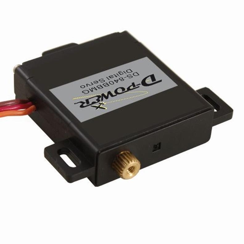 D-Power DS-840BB MG Digital-Servo Mini 4,6kg@6V