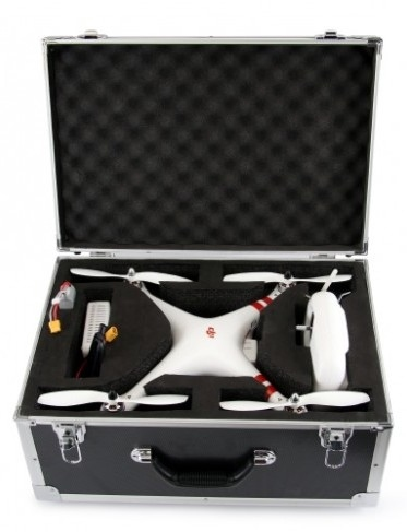 DJI Phantom V2-3 Transportkoffer, Flightcase U4200